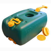 36l eco works waste oil container