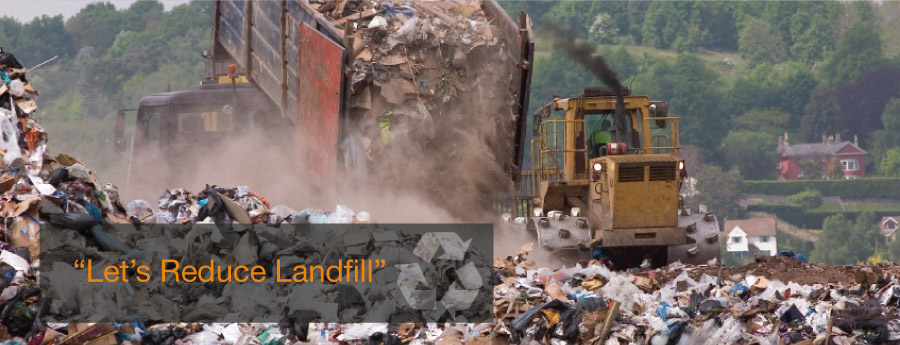 reduce landfill with arrows total catering waste management